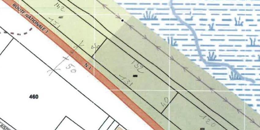 Terrain – 15 076 M² – 795 000 € – Macouria