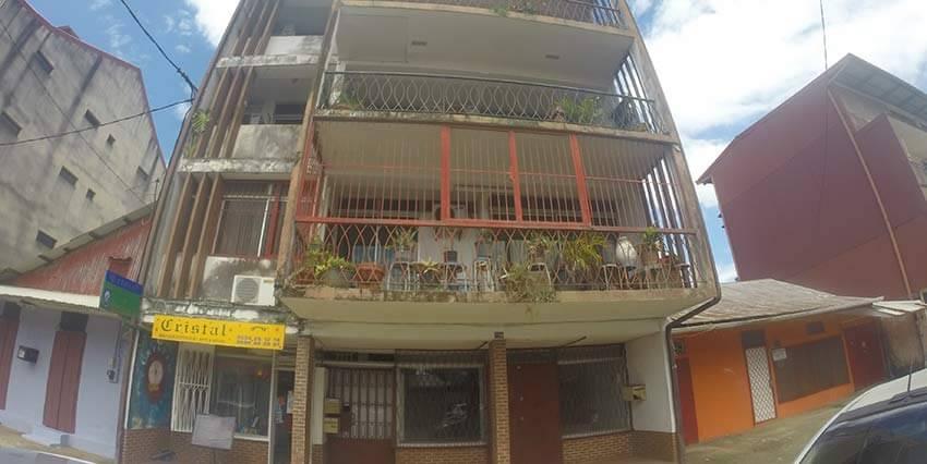 Immeuble 3 x T4 – 535,8 M² – 470 000 € – Cayenne
