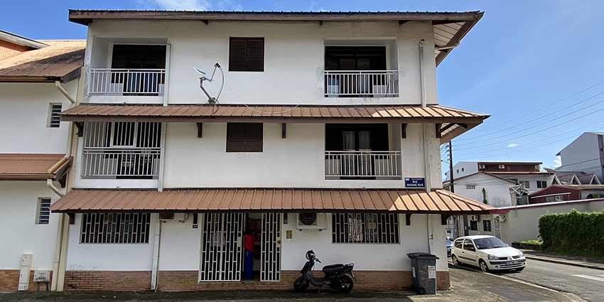 Immeuble 1LC-3xT2-2xT3 – 151 M² – 650 000 € – Cayenne